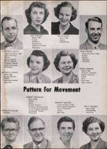 1952 Portage Central High School Yearbook Page 22 & 23
