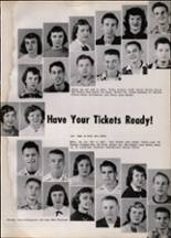 1952 Portage Central High School Yearbook Page 24 & 25