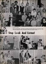 1952 Portage Central High School Yearbook Page 26 & 27