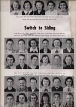 1952 Portage Central High School Yearbook Page 30 & 31