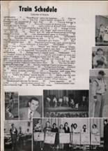 1952 Portage Central High School Yearbook Page 36 & 37