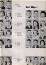 1952 Portage Central High School Yearbook Page 38 & 39