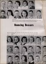 1952 Portage Central High School Yearbook Page 40 & 41