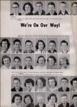 1952 Portage Central High School Yearbook Page 42 & 43