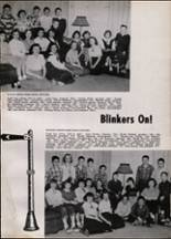 1952 Portage Central High School Yearbook Page 54 & 55