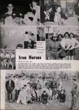 1952 Portage Central High School Yearbook Page 72 & 73
