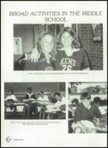 1994 Kent Denver Country Day Yearbook Page 14 & 15