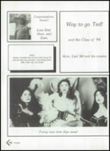 1994 Kent Denver Country Day Yearbook Page 162 & 163