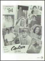 1994 Kent Denver Country Day Yearbook Page 164 & 165