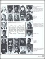1992 Danville High School Yearbook Page 126 & 127