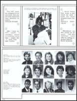 1992 Danville High School Yearbook Page 128 & 129