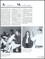 1992 Danville High School Yearbook Page 136 & 137