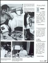 1992 Danville High School Yearbook Page 180 & 181