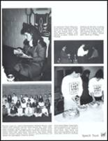 1992 Danville High School Yearbook Page 182 & 183