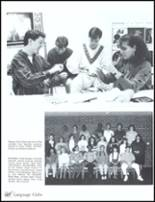 1992 Danville High School Yearbook Page 186 & 187