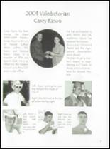 2001 Bland High School Yearbook Page 12 & 13