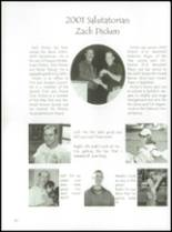 2001 Bland High School Yearbook Page 14 & 15
