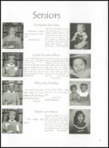 2001 Bland High School Yearbook Page 18 & 19
