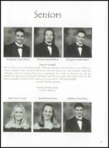 2001 Bland High School Yearbook Page 24 & 25