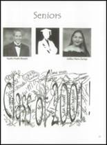 2001 Bland High School Yearbook Page 28 & 29