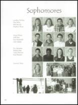 2001 Bland High School Yearbook Page 44 & 45