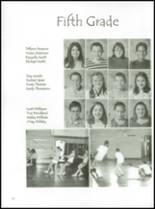 2001 Bland High School Yearbook Page 100 & 101