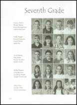2001 Bland High School Yearbook Page 104 & 105