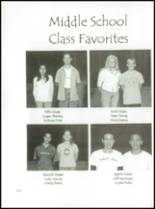 2001 Bland High School Yearbook Page 108 & 109