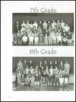 2001 Bland High School Yearbook Page 110 & 111
