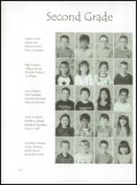 2001 Bland High School Yearbook Page 126 & 127