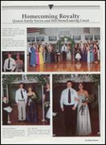 2001 Tushka High School Yearbook Page 10 & 11