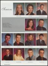 2001 Tushka High School Yearbook Page 18 & 19