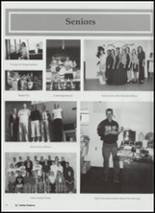 2001 Tushka High School Yearbook Page 20 & 21