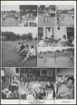 2001 Tushka High School Yearbook Page 22 & 23