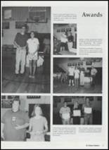 2001 Tushka High School Yearbook Page 24 & 25