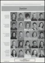 2001 Tushka High School Yearbook Page 28 & 29