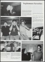 2001 Tushka High School Yearbook Page 32 & 33