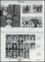 2001 Tushka High School Yearbook Page 34 & 35
