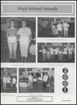2001 Tushka High School Yearbook Page 36 & 37