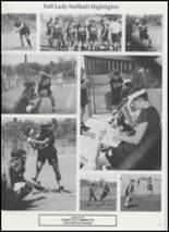2001 Tushka High School Yearbook Page 40 & 41