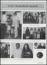 2001 Tushka High School Yearbook Page 52 & 53