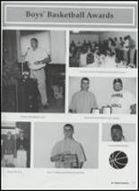 2001 Tushka High School Yearbook Page 56 & 57