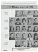 2001 Tushka High School Yearbook Page 90 & 91