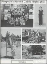 2001 Tushka High School Yearbook Page 94 & 95