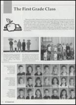 2001 Tushka High School Yearbook Page 96 & 97