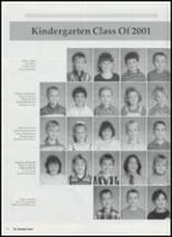 2001 Tushka High School Yearbook Page 98 & 99