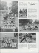 2001 Tushka High School Yearbook Page 102 & 103
