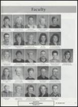 2001 Tushka High School Yearbook Page 106 & 107