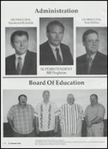 2001 Tushka High School Yearbook Page 108 & 109