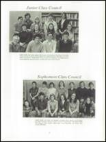 1974 Hershey High School Yearbook Page 20 & 21